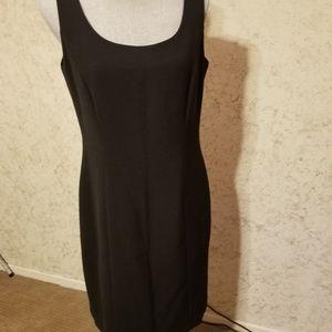 Black Tahari Arthur S. Levine dress